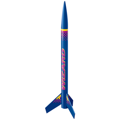 Estes Wizard model rocket bulk pack