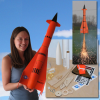 Mad Cow AQM-37A Jayhawk Scale Rocket Kit