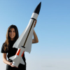 Mad Cow Sea Wolf Scale Rocket Kit with 38mm Mount