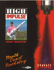 NORTH COAST ROCKETRY 1998 CATALOG